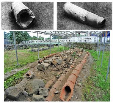 Водопровод древного Рима